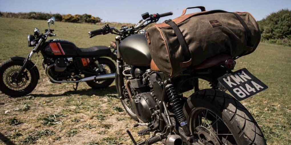 How to Pack Motorcycle Saddlebags