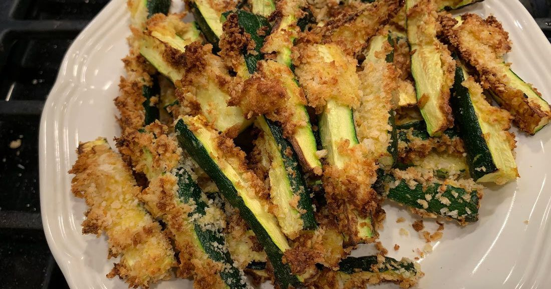 Air Fryer Zucchini Recipes