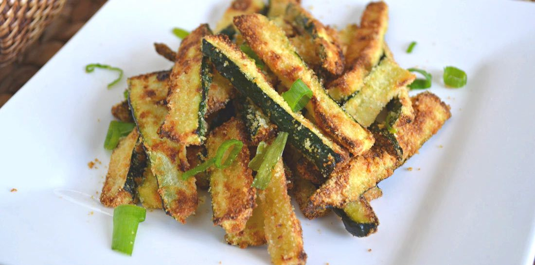 Why Air Fry Zucchini Fries?