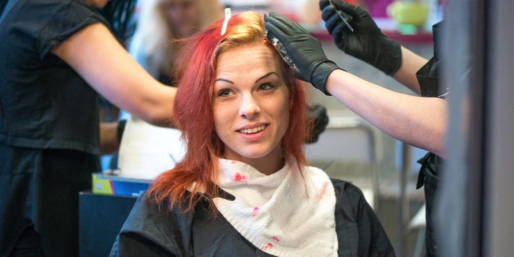 How To Remove Hair Color From Red Hair