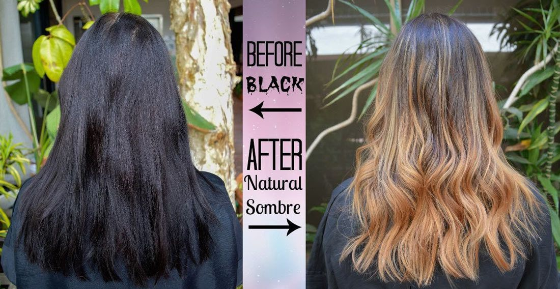 How to Remove Hair Color from Dark Hair