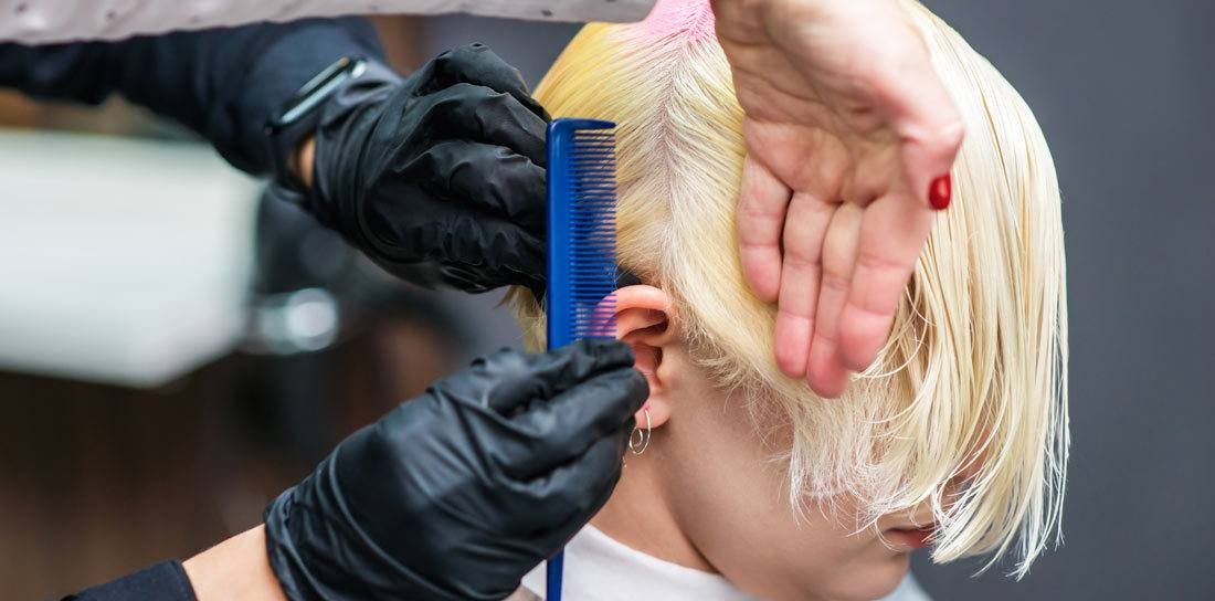 How to get rid of hair dye from your skin