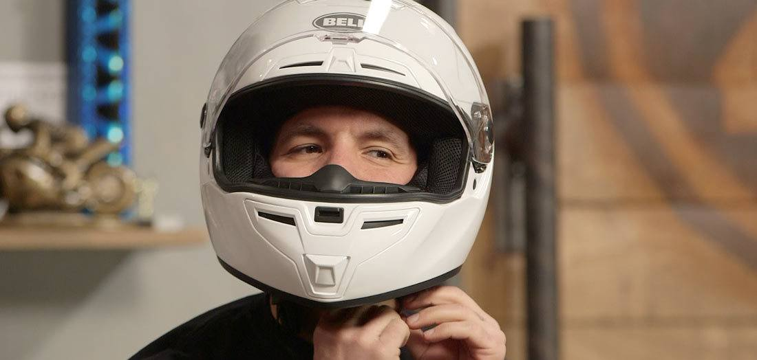 How to choose the correct visor for your motorcycle