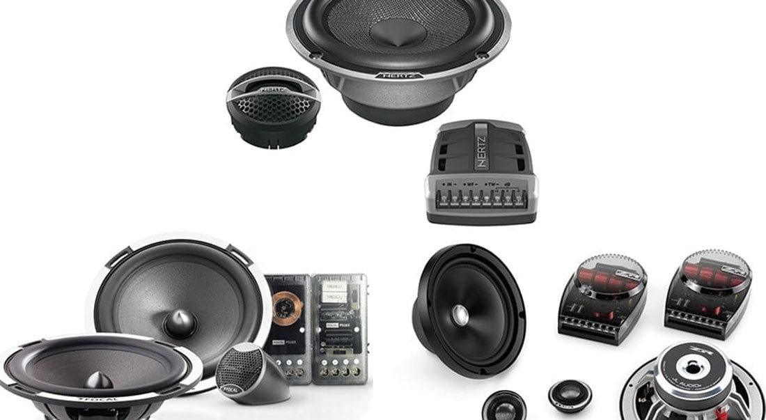 What's the Difference Between Hertz Speakers and JBL Speakers?